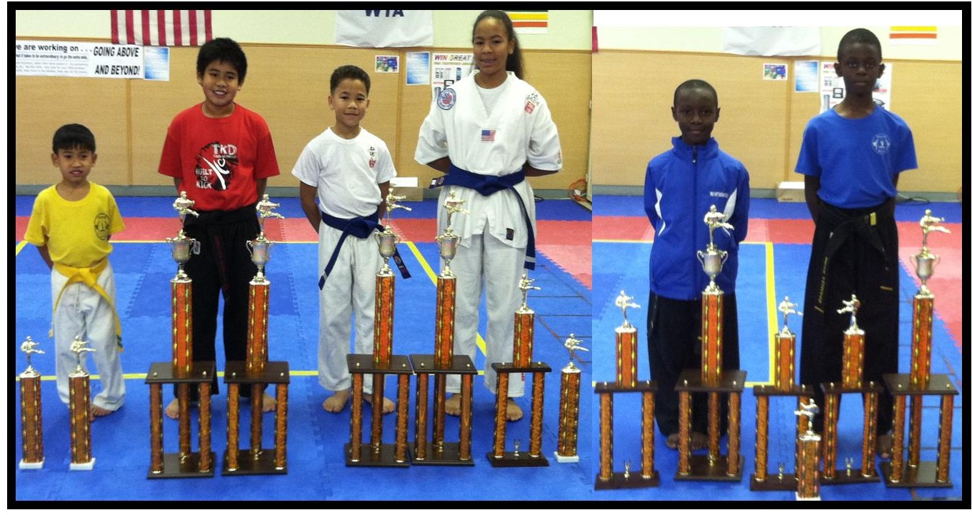 Trophy Pic-Battle of warrior 2 tourney 10-2014