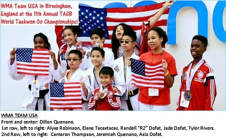 Team USA- Photo with Caption